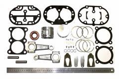 Remkomplekt compressor (full + finger + rod) H1