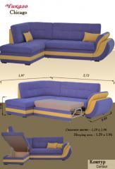 Sofa angular Chicag