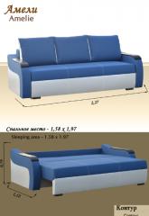 Amelie's sofa