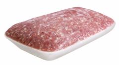 Фарш свино-говяжий Селянский  - подложка 1 кг