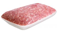 Фарш свино-говяжий Любительский  - подложка 1 кг