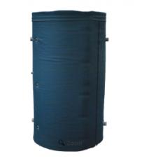 Аккумулирующая емкость с двумя теплообменниками АЕ-7-2Т-I