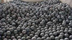 Spheres the steel grinding 30 - 60 mm