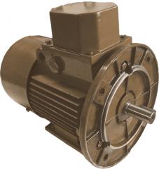 Мотор-редуктор цилиндрический вертикальный 5МЦ2В-ES, 5МЦ3В-ES