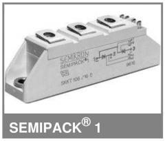 SKKT92/12E -Тиристорный модуль Semikron