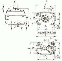 Цилиндрични съоръжения специални тристепенна тип CTS, CTS-м