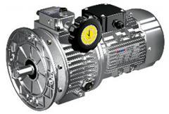 Мотор-вариатор-редуктор