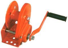Лебедка ручная с автоматическим тормозом AHW...