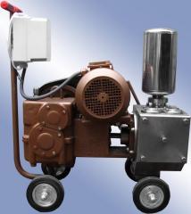 Pump Zh6 GNP 10/32, wide choice of pumps