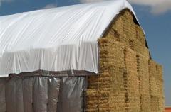Awnings for hay 12х50