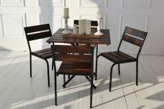 Комплект мебели Классический для ресторана