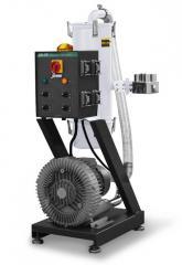 Система центральной подачи SAL-HP-UG-122/124 Вакуумного загрузчика