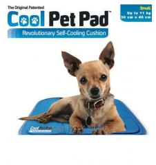 The cooling rug of Cool Pet Pad