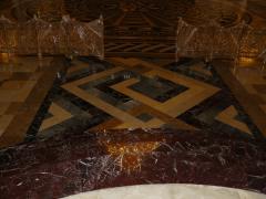 Підлоги з натурального каменю