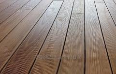 Deck thermoboard (thermooak, thermopine)