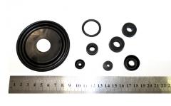 Ремкомплект гидровакуумного усилителя ГВУ (с мембраной клапана) арт.  2624