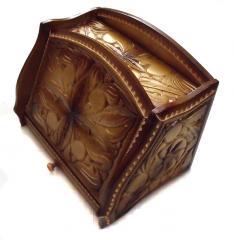 Handwork bread box