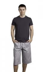 Джемпер мужской 0901, Состав: Хлопок 80% + Полиэфир 20% , Размеры: 44-60