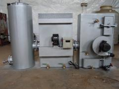 Gas-generating mini-combined heat and power plants