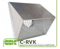 Решетка за приток на въздух за кръгова вентилация канал C-RVK-250
