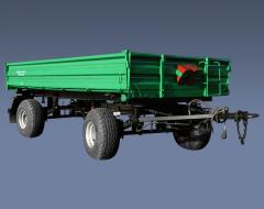 Прицеп тракторный ПТС-8-01