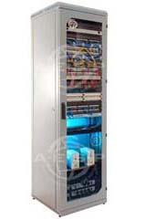 """19"""" floor case, 42U, 600х1000 mm of"""