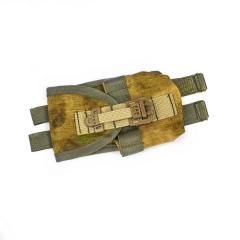 Cartridge pouch (A-2-ZZ, the closed lock) of
