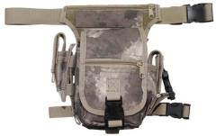 Bag on a hip of HDT-camo MFH 30701P