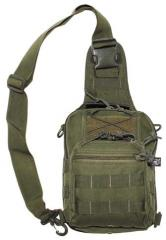 Bag shoulder MFH with MOLLE an olive 30700B