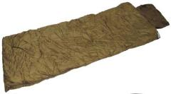 Sleeping bag two-layer MFH two-layer coyote 31642R
