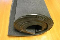 RUBBER MICROPOROUS SHEET