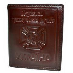 Cover on documents of the border service 10000969