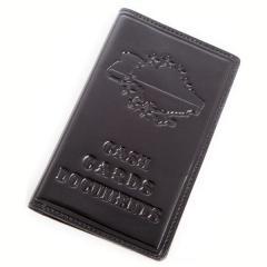 Ukrajina kožená peněženka 10002380