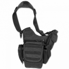 Bag multipurpose Sling Mil-tec black 13726502