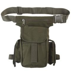 Bag on Mil-Tec 1000D hip an olive 13526001