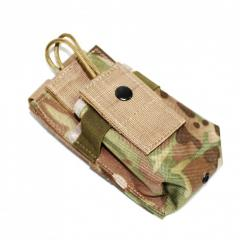 Cartridge pouch for the radio set on MOLLE