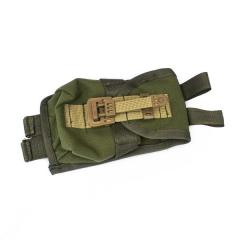 Cartridge pouch (A-2-ZZ, the closed lock) an olive