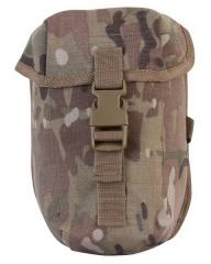 Cover for a flask of KombatUK MOLLE multicam