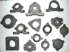 Отливки стальные, любые количества
