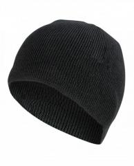 Шапка зимняя Mil-Tec® акриловая чёрная 12138002