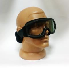 Тактические очки черные 3 линзы 10002112