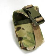 Cartridge pouch for the Multicam grenades on MOLLE
