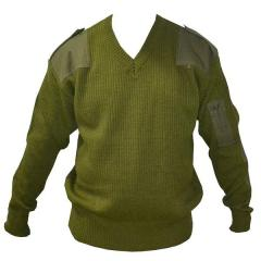 Sweater tactical Italian army olive 10001993