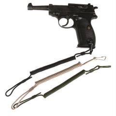 Тренчик для пистолета Mil-Tec Professional черный 16182502