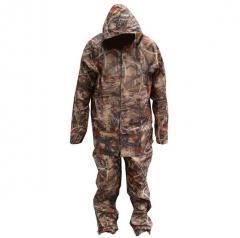 Separate raincoat camouflage