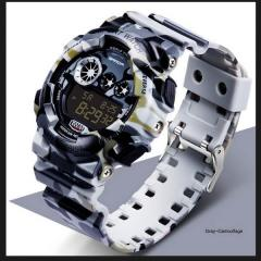 Часы Sanda Water Resistant 30 m с секундомеро