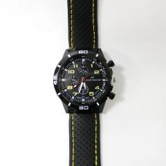 Men's watch wrist Sanda GT yellow