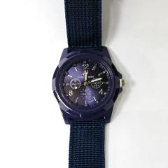 Men's watch Gemius Swiss army blue