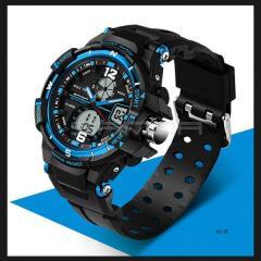 Часы спортивные Sanda 30 m WR Game Watch blue TGTW-03-blue