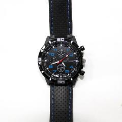 Часы мужские Sanda GT синие TGTW-02-blue